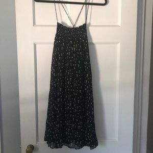 Flowy urban outfitters dress